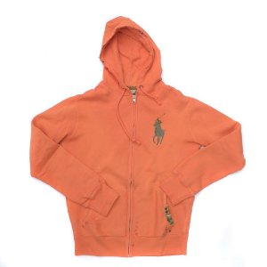 "Polo Ralph Lauren - Moletom Big Pony Distressed ""Orange"""