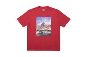 "PALACE - Camiseta P-Sprang ""Red"""
