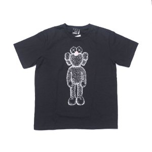 "KAWS - Camiseta Bff Sketch ""Black"""