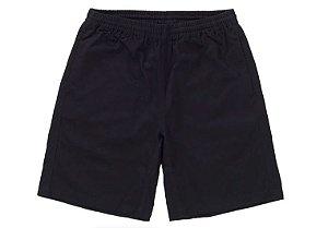 "SUPREME - Bermuda Jacquard Logo Twill  ""Black"""