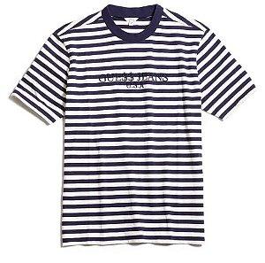 """GUESS X ASAP ROCKY - Camiseta Logo GUE$$ """"Navy/White"""""""