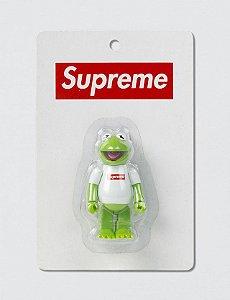 SUPREME x MEDICOM TOY - Boneco Kermit The Frog Muppets (2008)
