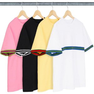 ENCOMENDA - SUPREME - Camiseta Knit Stripe