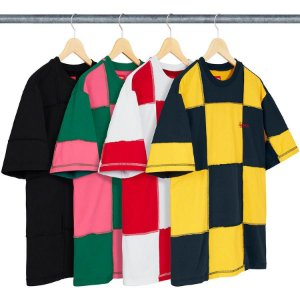 ENCOMENDA - SUPREME - Camiseta Patchwork