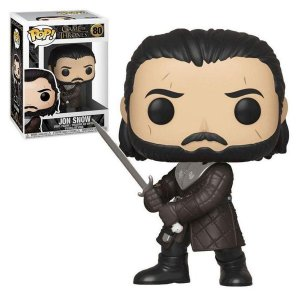 FUNKO POP! - Boneco Game of Thrones: Jon Snow - #80