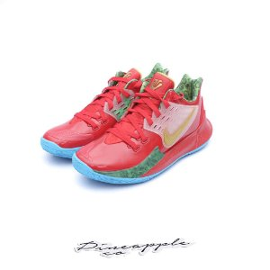"NIKE - Kyrie 2 Low Spongebob ""Mr Krabs"" (Sirigueijo) -NOVO-"