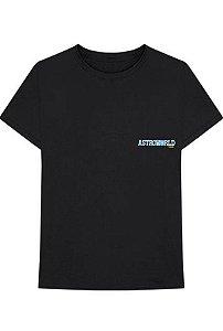 "TRAVIS SCOTT - Camiseta Astroworld Carousel Horse ""Black"""