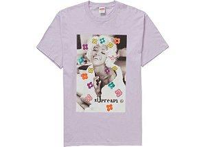 "SUPREME - Camiseta Naomi ""Lilás"" -NOVO-"