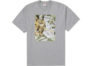 "SUPREME - Camiseta Bling ""Grey"""