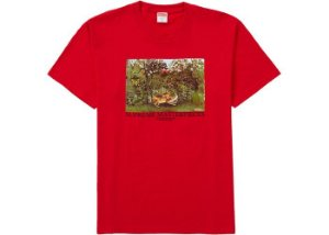 "SUPREME - Camiseta Masterpieces ""Red"""