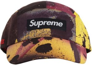 "SUPREME - Boné GORE-TEX Long Bill Camp ""Gold Multi"""