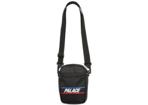 "PALACE - Bolsa Shoulder Dimension Shot ""Preto"" -NOVO-"