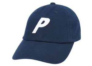 "PALACE - Boné P 6-Panel ""Navy"""