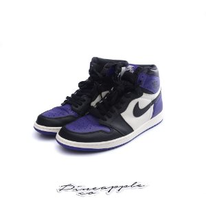 "Nike Air Jordan 1 Retro ""Court Purple"" -USADO-"
