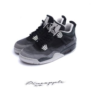 "NIKE - Air Jordan 4 Retro ""Fear Pack"" (2013) -USADO-"