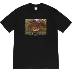 "SUPREME - Camiseta Masterpieces ""Black"""
