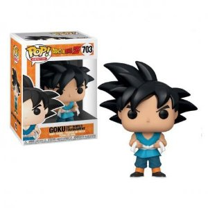 FUNKO POP! - Boneco Dragon Ball Z: Goku - #703