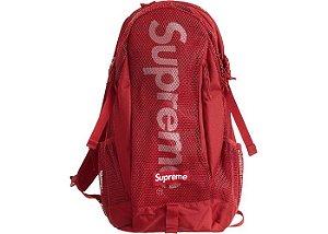 "SUPREME - Mochila SS20 ""Red"""