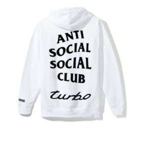 """ANTI SOCIAL SOCIAL CLUB x NEIGHBORHOOD - Moletom Turbo 911 """"White"""""""