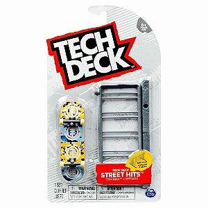 TECH DECK - FingerBoard + Obstáculo: Element