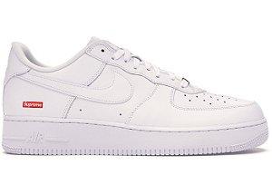 """ENCOMENDA - Nike Air Force 1 Low x Supreme """"White"""""""