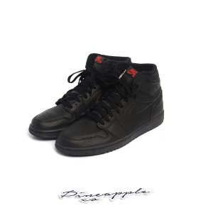 "Nike Air  Jordan 1 Retro High OG ""Triple Black"" -USADO-"