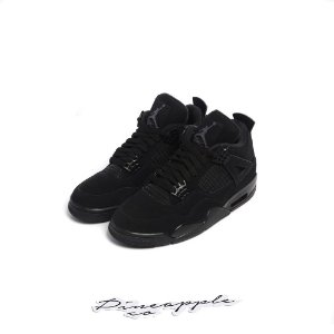 "Nike Air Jordan 4 Retro ""Black Cat"" (2020) -NOVO-"