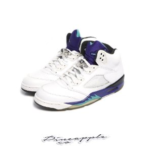 "Nike Air Jordan 5 Retro ""Grape"" -USADO-"