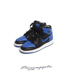 "Nike Air Jordan 1 Retro ""Royal"" (2017) (Infantil) -USADO-"