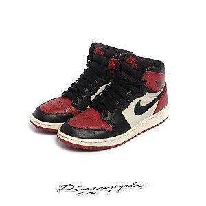 "Nike Air Jordan 1 Retro ""Bred Toe"" (Infant/GS) -USADO-"