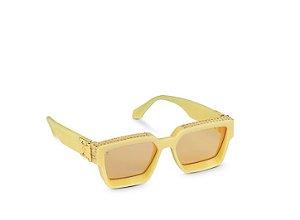 "LOUIS VUITTON - Óculos 1.1 Millionaires ""Yellow"""