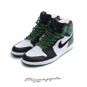 "NIKE - Air Jordan 1 Retro DMP ""Celtics"" -NOVO-"