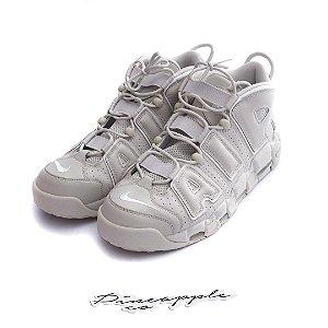 """Nike Air More Uptempo """"Light Bone"""" -USADO-"""
