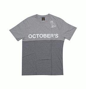"OVO - Camiseta October's ""Grey"""