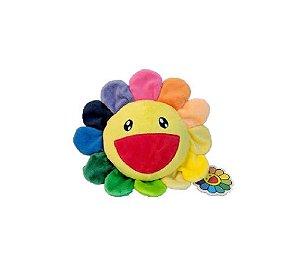 "KAIKAI KIKI - Pelúcia Murakami Mini Flower Kutakuta ""Rainbow"""