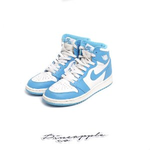 "Nike Air Jordan 1 Retro ""UNC"" (Infant/GS) -USADO-"