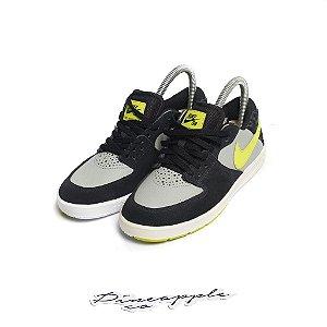 "Nike SB P-Rod 7 ""Grey/Venom Green"" (Infantil) -NOVO-"