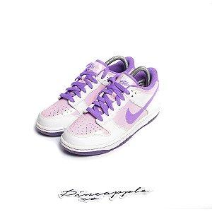 "Nike Dunk Low 6.0 ""White/Bright Violet"" (2010) -NOVO-"