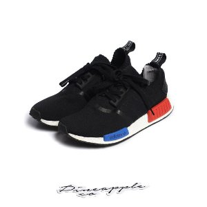 "adidas NMD R1 OG ""Core Black/Lush Red"" (2017) -USADO-"