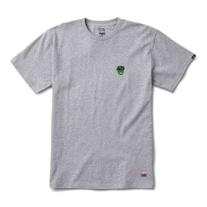 "VANS - Camiseta Marvel Hulk ""Grey"""