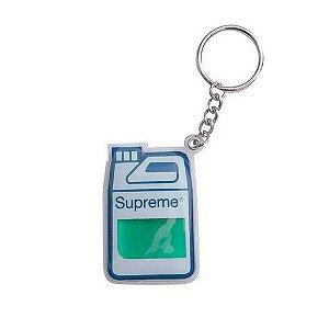 """SUPREME - Chaveiro Gasolina """"Verde"""" -NOVO-"""