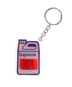 "SUPREME - Chaveiro Gasolina ""Red"""
