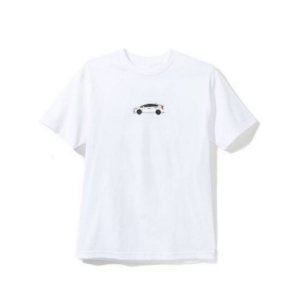 "ANTI SOCIAL SOCIAL CLUB - Camiseta Prius Car ""White"""