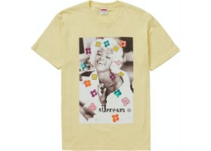 "SUPREME - Camiseta Naomi ""Amarelo"" -NOVO-"