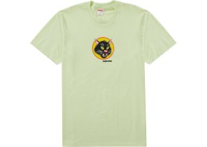 """SUPREME - Camiseta Black Cat """"Mint"""""""