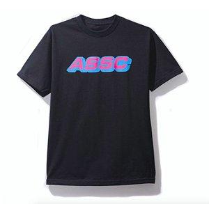 """ANTI SOCIAL SOCIAL CLUB - Camiseta E88 """"Preto"""" -NOVO-"""