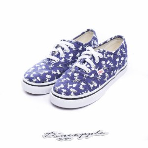 "Vans Authentic x Peanuts ""Snoopy Skating"" (Infantil) -NOVO-"