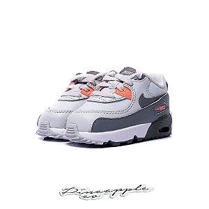 "NIKE - Air Max 90 ""Grey"" (Infantil) -NOVO-"
