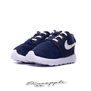 "Nike Roshe One ""Navy"" (Infantil) -NOVO-"