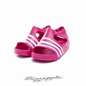 "adidas Sandália ""Pink"" (Infantil) -NOVO-"